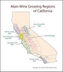 Sonoma Winery Map California U2013 Swe Map 2017 U2013 Wine Wit And Wisdom