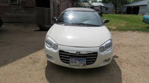 lot 7m u2013 2005 chrysler sebring convertible vanderbrink auctions