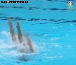 Synchronized Swimming Meme - image 724685 disrespect your surroundings know your meme