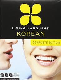 living language korean complete edition beginner through