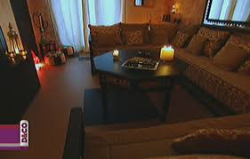 canapé orientale d co avant après le salon