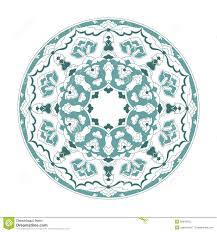 circular pattern of chinese style stock vector image 50843262
