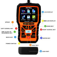 review of foxwell nt301 car diagnostic tool u0026 code scanner the