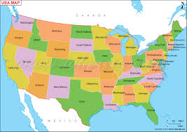 map of us map us travel maps and major tourist attractions maps