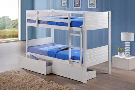 White Metal Bunk Beds Twin Over Full Is Also A Kind Of Luxuries - Next bunk beds