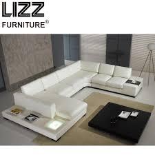 meuble et canape meubles ensemble canapé en cuir véritable pour salon moderne canapé