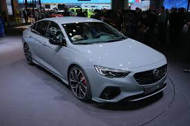 252bhp vauxhall insignia gsi launched with torque vectoring