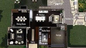 kim kardashian house floor plan mod the sims kim kardashian s mansion kardashian sims house s