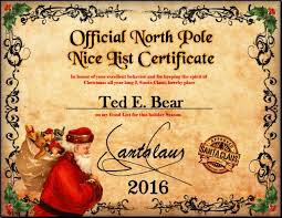 official letters from santa get official santa letters from the pole here magic 92 5