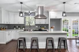 black and white kitchen cabinets 30 black and white kitchen design ideas designing idea