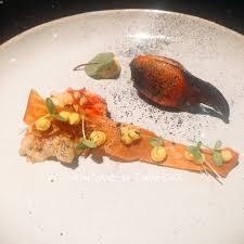 cuisine a la carte เพล ดเพล นตาก บศ ลปะบนจาน ร นรมย ใจก บอาหารฝร งเศสท ผสมผสาน