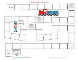 estimation station worksheet education com