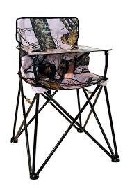 amazon com ciao baby portable high chair pink camo baby