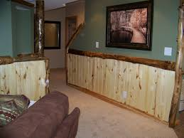 Rustic Basement Ideas by Great Looking Rustic Trim And Siding For Your Basement Rustic