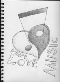25 unique music drawings ideas on pinterest treble clef art