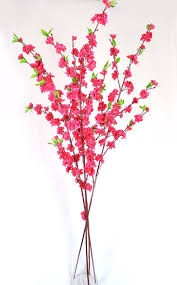 artificial flowers buy artificial cherry blossom flowers online india wholesale