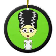 of frankenstein ornaments keepsake ornaments zazzle