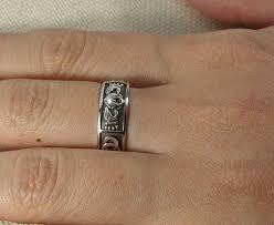 Etsy Wedding Rings by 328 Best Handmade Silver Rings Engagement Rings Wedding Rings