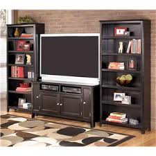 signature design by ashley carlyle 60 inch tv stand u0026 2 large door