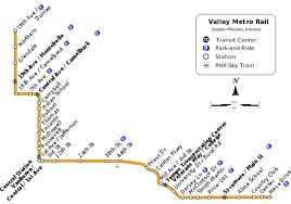 light rail to sky harbor list of valley metro rail stations wikipedia