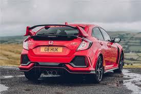 honda civic type r 2017 car review honest john