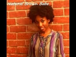 natural hair no heat challenge no heat challenge natural brown babes natural hair youtube