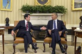 president obama in the oval office obama mexican president stress importance of relationship the