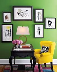 choosing accents for interior design color schemes with analogous