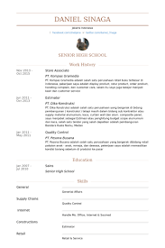 Forever 21 Resume Sample by Store Associate Resume Samples Visualcv Resume Samples Database