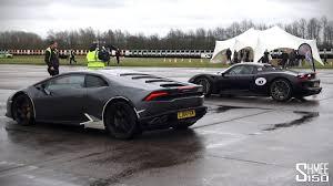 Lamborghini Huracan All Black - vmax 200 stealth drag race 610hp lamborghini huracan lp610 4