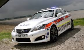 lexus dealerships yorkshire boys in blue acquire lexus is f v8 police car in the uk