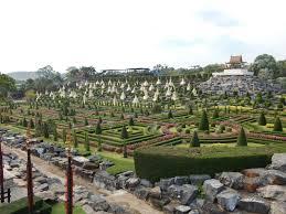 Nong Nooch Tropical Botanical Garden pattaya attractions nong nooch tropical gardens