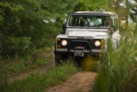 land rover jungle land rover will lend you a defender for a day u2022 gear patrol
