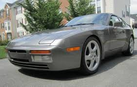 1987 porsche 944 turbo for sale the best vintage and cars for sale bring a trailer