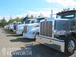 2016 kenworth tractor day cab trucks for sale coopersburg u0026 liberty kenworth
