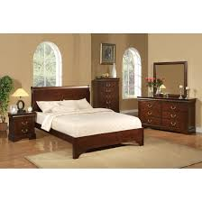 Mahogany Sleigh Bed Mahogany Wood Bedroom Furniture Izfurniture