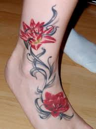 amaryllis tattoos tattoo design