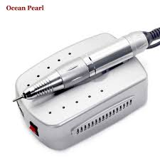 30000 rpm nail drill pro electric silver nail drill file machine
