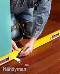 Hanging Prehung Door Interior How To Replace An Interior Door Family Handyman