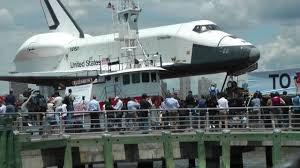 Maps Air Museum Space Shuttle Enterprise U0027s Final Trip To The Intrepid Sea Air And