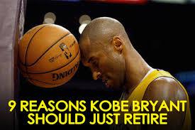 Kobe Bryant Injury Meme - total pro sports 9 reasons why kobe bryant should just retire