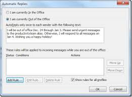 writing a good out of office message and how to set it u2013 the