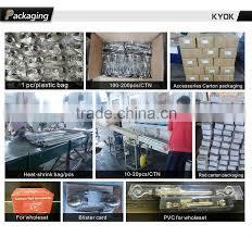 Plastic Curtain Track Brackets Kyok High Quality Aluminum Curtain Rail Bendable White Single
