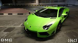 neon green lamborghini aventador dmc lamborghini aventador dieci tuned custom supercar