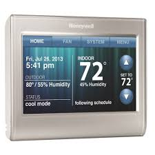 honeywell thermostat wifi review vs nest and ecobee
