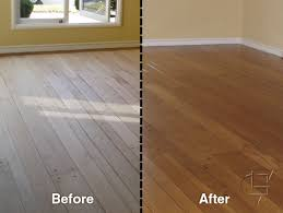 How To Clean Old Hardwood Floors Before And After Oakland Wood Floors