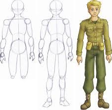 Cartoon Human Anatomy Human Body Cartoon Manga Drawing Joshua Nava Arts