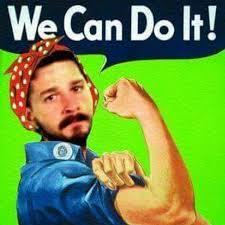 Shia Labeouf Meme - just do it shia labeouf s intense motivational speech just do it