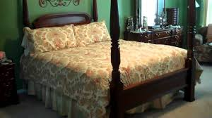 Wooden King Size Bed Frame Bedroom Luxury Bedroom With King Size Headboard And Footboard