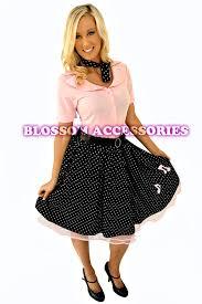 e19 1950s grease rock n roll bopper fancy dress costume ebay